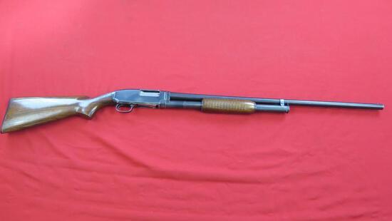 """Winchester model 12 12ga pump, 2 3/4"""", Full, 30"""" barrel, tag#1318"""