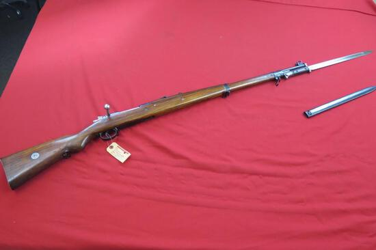 BRNO VZ98/29 7.92mm bolt rifle, seller states this 98/29 is the Persian con
