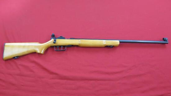 "BRNO model 3S Stretcher .22 bolt rifle. The 3S ""Stecher"" was a very rare su"
