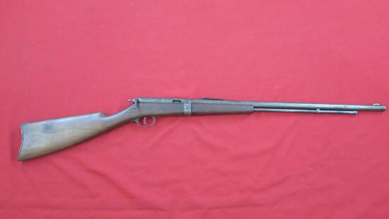 Hopkins & Allen .22bolt rifle, Jan. 1909, tag#1445