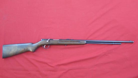 Remington model 34 .22 bolt action, tag#1460