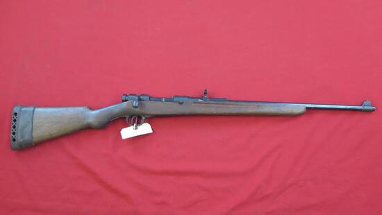 Japanese Ariska 7.7 x 58? military rifle with mum, tag#1472