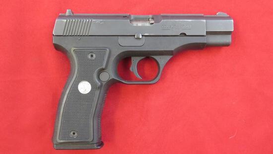 Colt 2000 9mm semi auto pistol, double action, tag#1493
