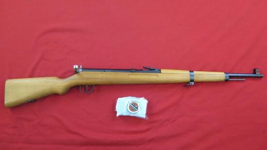 BRNO VZ47 4.4mm pellet rifle, Czech army military training air pellet rifle