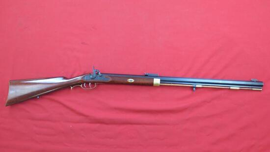 Ardesa Spain 45cal Black Powder Rifle w/exposed hammer, tag#1650