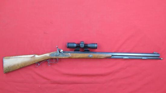Thompson Center fRenegade .54 cal, Black Powder rifle w/ RWS 350 scope / sn