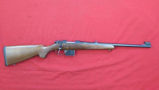 CZ 527 carbine 7.62 x 39 bolt rifle, tag#1682
