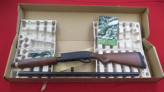 """Remington 870 Express 12ga pump, 28"""" barrel, Rem Choke, Wood Stock, No. 255"""