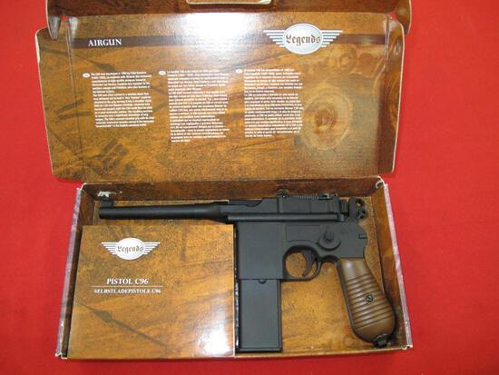 Legends C96 airgun pistol - NEW