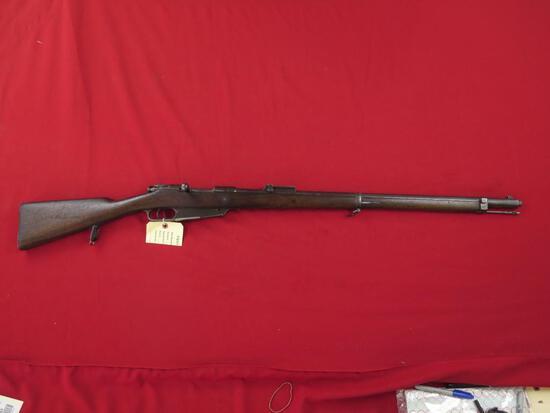 German Amberg GEW 88 1891 bolt rifle~3565
