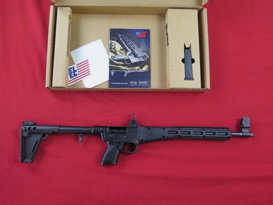 Keltec Sub 2000 .40S&W semi auto with Glock 23 mag~3611