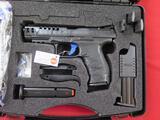 Walther q5 Match 9mm semi auto, 5