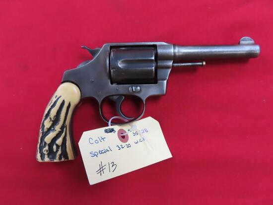 Colt Special 32-20WCF .32 WCF revolver~5277