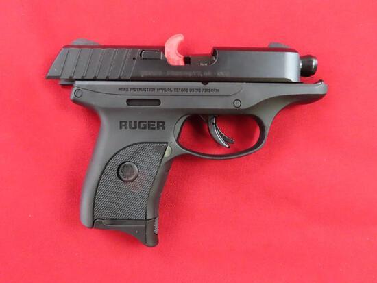 Ruger EC9s 9mm semi auto pistol - new~5318