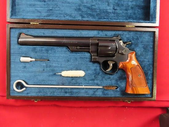 """Smith & Wesson 29-3 .44Mag revolver, 8"""" barrel, with display box~5319"""