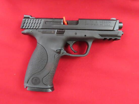 Smith & Wesson M&P 40 .40S&W semi auto pistol, sku#109250, 2-10rd mags, new