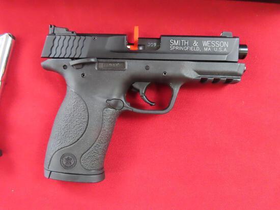 Smith & Wesson M&P 22 Compact .22LR semi auto pistol, sku#108390, 2-10rd ma
