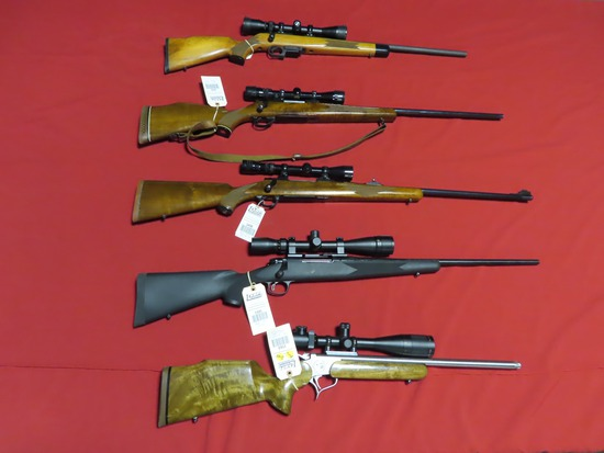 Huge Online Gun & Sportsman Auction