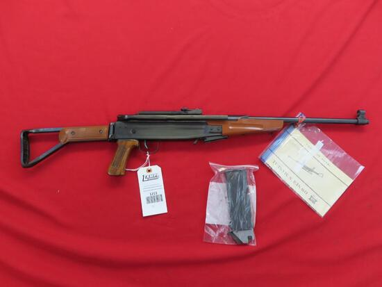 Xi Feng Chinese .177 Air Rifle with manual~1213