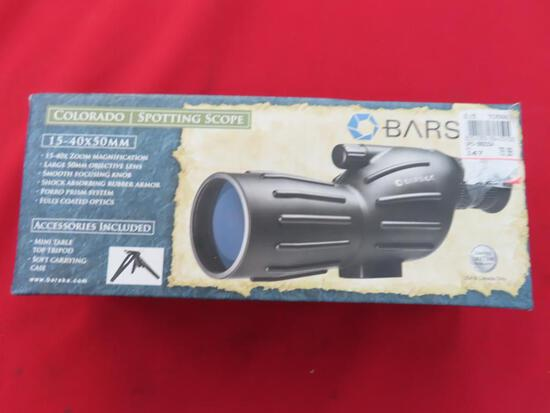 Barska 15-40x50mm Colorado Spotting Scope~1395