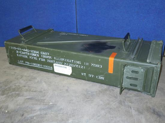 USGI Ammo box, rocket launcher size~1694