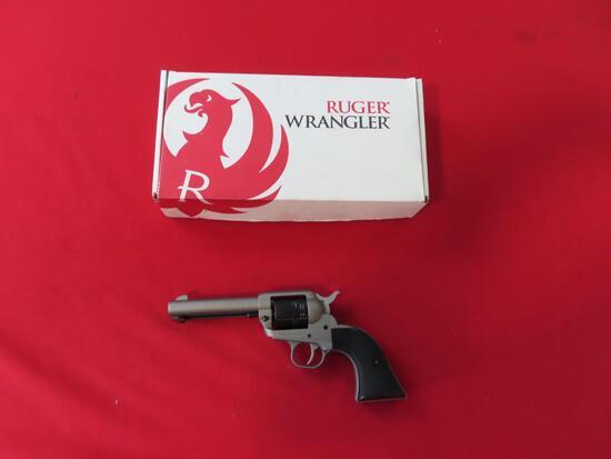 Ruger Wrangler .22LR revolver~4049