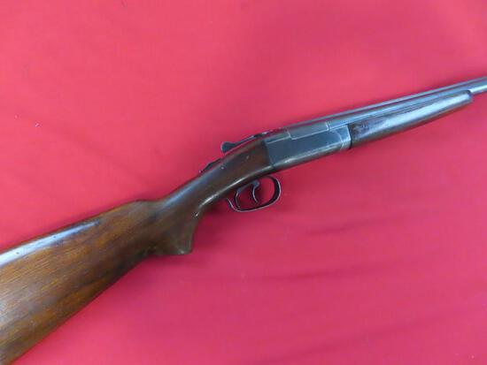 "Winchester Mod 24 12ga SxS 2 3/4"" shotgun~4575"