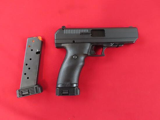 High Point JHP 45ACP pistol, 2 mags,~4581