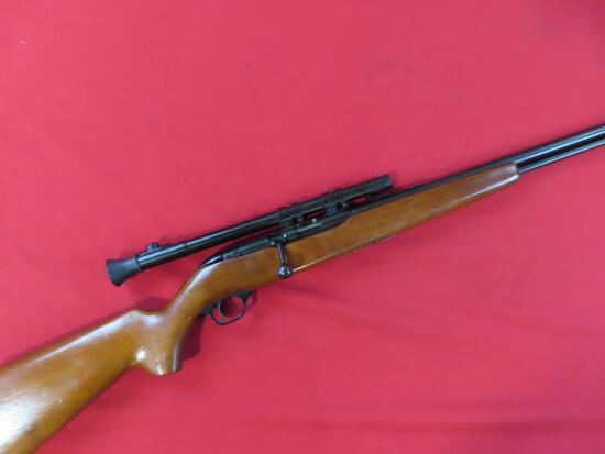Mossberg Western Field Model M842 22 cal bolt action w/ scope~4621