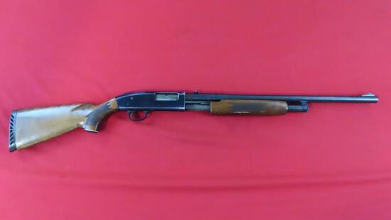 Coast to Coast CC550 12ga pump shotgun, slug barrel~6558