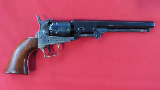 Colt 1851 Navy Signature Series 36cal blackpowder revolver~7011