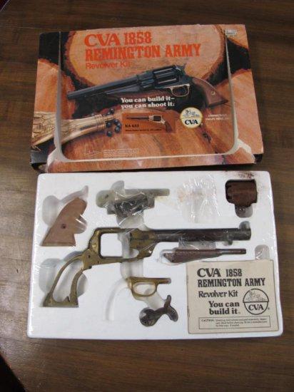 CVA 1858 Remington Army  44 re    Auctions Online | Proxibid