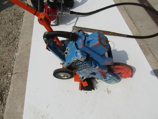 Stihl TS 760 AV Concrete Saw
