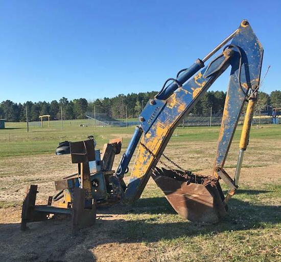 Ford 3pt. Backhoe Attatchment