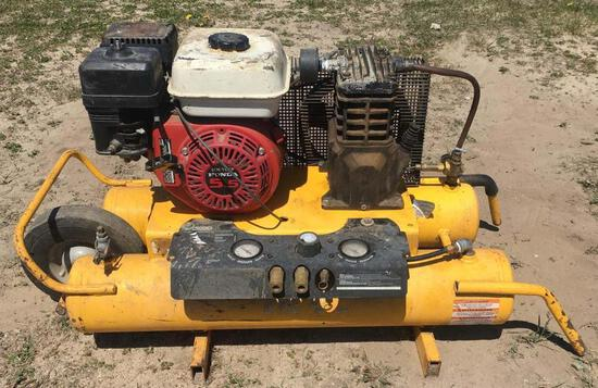 Honda 5 HP Air Compressor