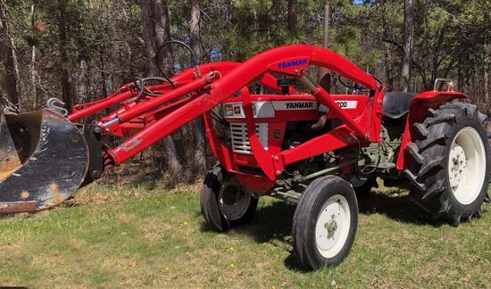 Yanmar 2700YM Diesel Tractor