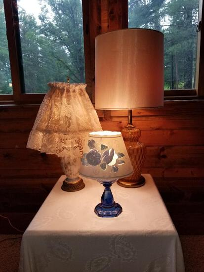 Assorted table Lamp