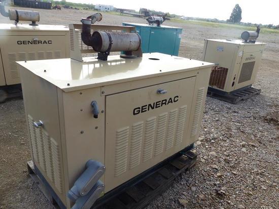 GENERAC 15KW GENERATOR |     Auctions Online | Proxibid