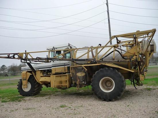 TERRA-GATOR 1603T W/AG CHEM 1800 SPRAY RIG