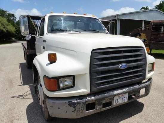 1996 FORD F600 TRUCK