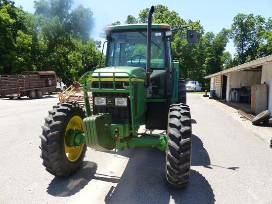 2000 JD 6605 TRACTOR