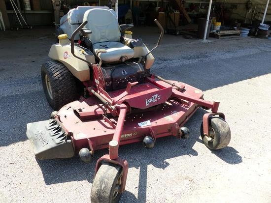 EXMARK LAZER XS ZERO TURN MOWER