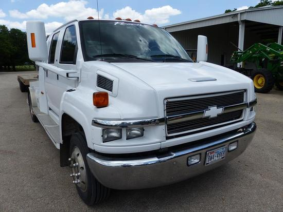 2005 CHEVROLET KODIAK REGENCY CONVERSION TRUCK