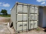 2005 20' SHIPPING/STORAGE CONTAINER