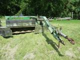 JD 1460 MOCO SHREDDER - SALVAGE