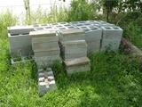 MISCELLANEOUS CINDER BLOCKS