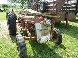 FORD 601 TRENCHER - SALVAGE