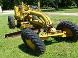 ALLIS-CHALMERS D MOTORGRADER - NOT RUNNING