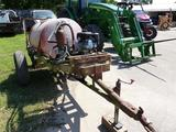 HOMEMADE CATTLE SPRAYER RIG