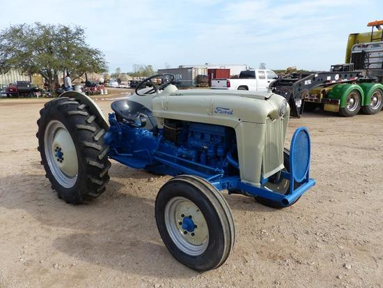 FORD GOLDEN JUBILEE TRACTOR